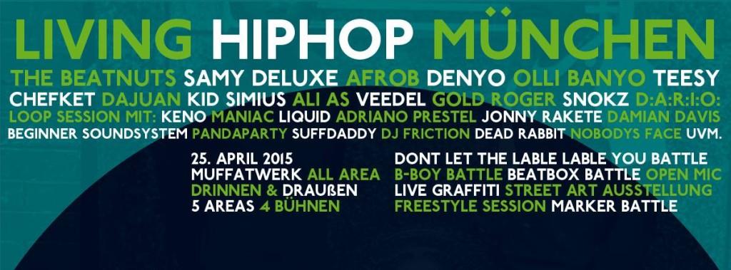 Living Hip Hop 2015